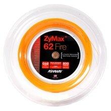 Ashaway Zymax 62 Fire orange 200 Meter Rolle