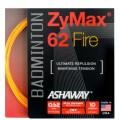 Ashaway Zymax 62 Fire orange Badmintonsaite