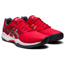 Asics Gel Game 7 Clay rot Sandplatz-Tennisschuhe Herren