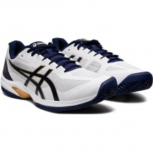 Asics Gel Court Speed Clay weiss Tennisschuhe Herren