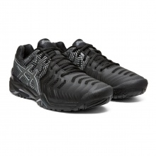 Asics Gel Resolution 7 Allcourt Limited Edition schwarz Tennisschuhe Herren