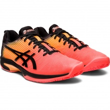Asics Solution Speed FF Clay Limited Edition korallrot Tennisschuhe Herren