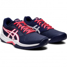 Asics Gel Game 7 peacoatblau Allcourt-Tennisschuhe Damen