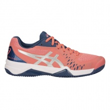 Asics Gel Challenger 12 Clay papaya Tennisschuhe Damen