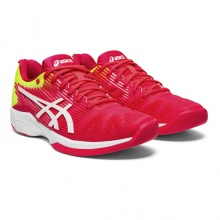 Asics Solution Speed FF Carpet pink Indoor-Tennisschuhe Damen