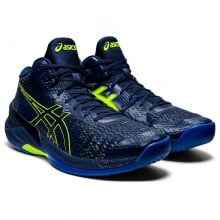 Asics Sky Elite FF MT peacoatblau Volleyballschuhe Herren
