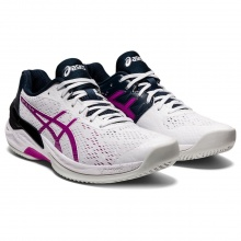 Asics Sky Elite FF 2021 weiss/grape Volleyballschuhe Damen