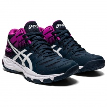Asics Gel Beyond 6 MT 2021 dunkelblau Volleyball-Hallenschuhe Damen