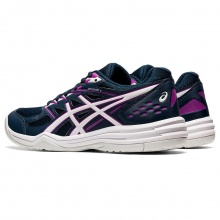 Asics Gel Upcourt 4 2021 dunkelblau/grape Hallen-Indoorschuhe Damen