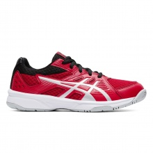 Asics Upcourt 3 rot Indoorschuhe Kinder