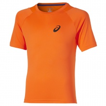 Asics Tshirt Club orange Boys