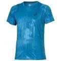 Asics Tshirt FuzeX Printed 2016 blau Herren