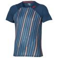 Asics Tshirt Athlete Graphic 2016 blau Herren
