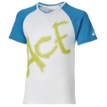 Asics Tshirt Ace 2016 weiss Boys