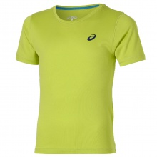 Asics Tshirt Short Sleeve 2016 lime Boys (Größe 164)