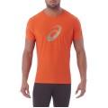 Asics Tshirt Graphic 2017 orange Herren