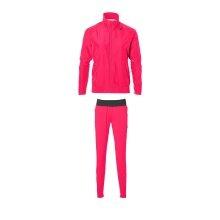Asics Anzug Club 2017 pink Damen