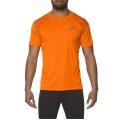 Asics Tshirt FuzeX 2017 orange Herren