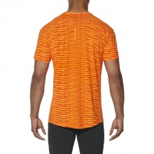 Asics Tshirt FuzeX Printed 2017 orange Herren