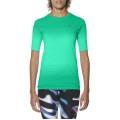 Asics Shirt FuzeX Seamless 2017 grün Damen (Größe M+L)