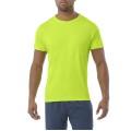 Asics Lauf-Tshirt Running Poly lime Herren