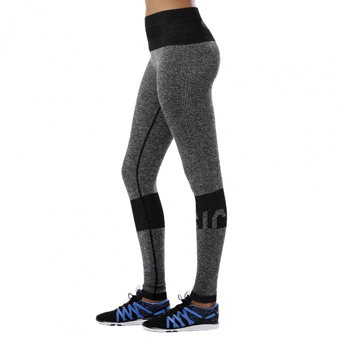 asics tights damen lang