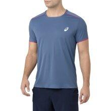 Asics Tshirt Gel Cool azure Herren