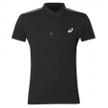 Asics Polo Tennis Performance Cool 2018 schwarz Herren