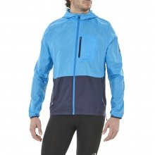 Asics Jacket Packable 2018 blau Herren