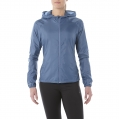 Asics Jacket Packable 2018 azure Damen
