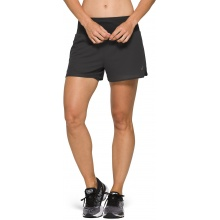 Asics Short Ventilate 2in1 3.5 2020 grau Damen