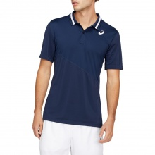 Asics Polo Tennis Club 2020 peacoatblau Herren