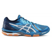 Asics Gel Volley Elite 3 2016 blau Volleyballschuhe Herren