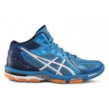 Asics Gel Volley Elite 3 MT blau Volleyballschuhe Herren