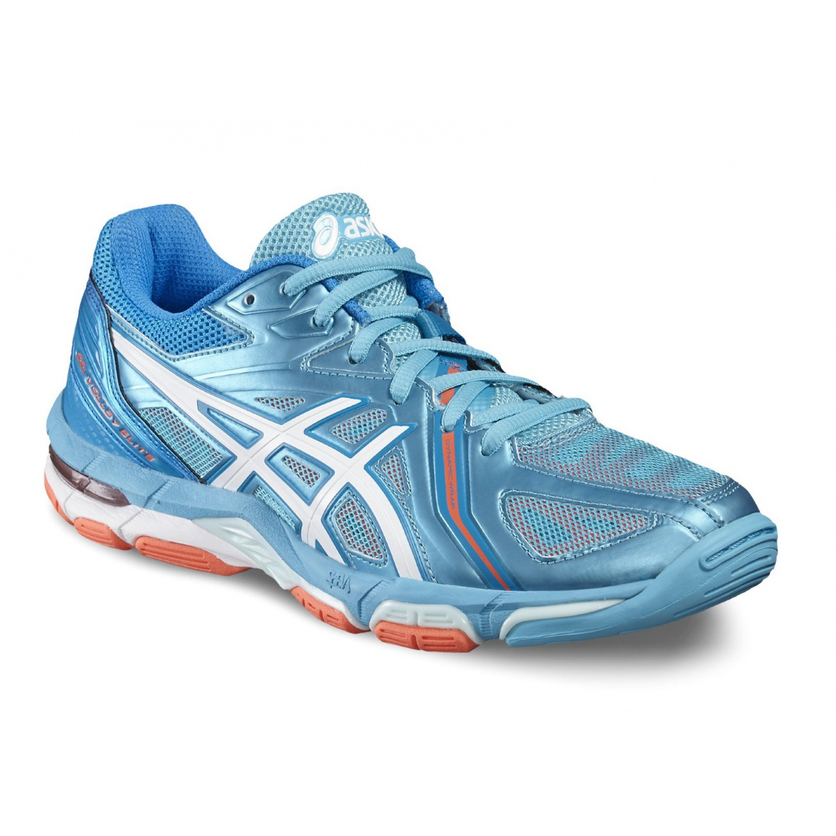 asics gel damen volleyball