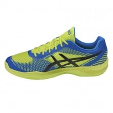 Asics Gel Volley Elite FF 2017 lime/blau Volleyballschuhe Herren