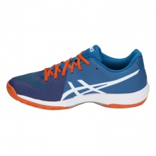 Asics Gel Tactic 2018 blau/orange Volleyballschuhe Herren