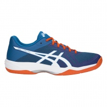Asics Gel Tactic blau/orange Volleyballschuhe Herren
