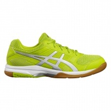 Asics Gel Rocket 8 2017 lime Indoorschuhe Herren
