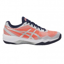 Asics Gel Volley Elite FF grau/pink Volleyballschuhe Damen