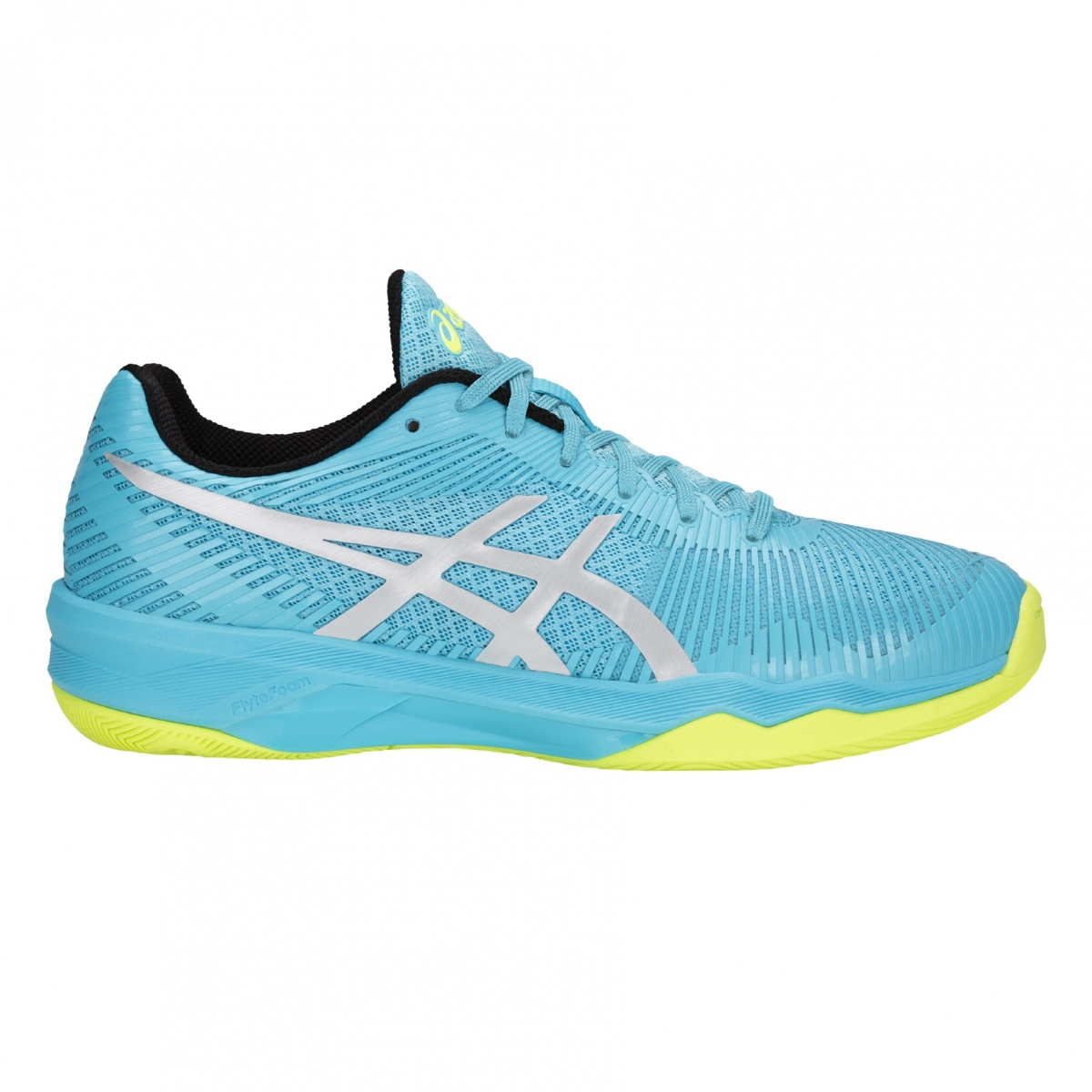 Asics Gel Volley Elite FF 2018 aqua Volleyballschuhe Damen ...