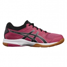 Asics Gel Rocket 8 2017 rot Indoorschuhe Damen