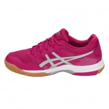 Asics Gel Rocket 8 2018 pink Indoorschuhe Damen
