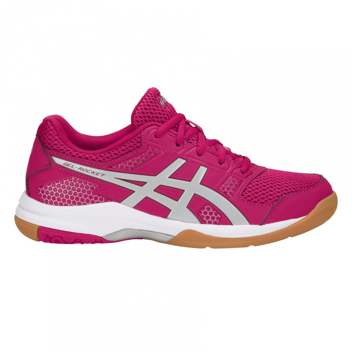 Asics Gel Rocket 8 2018 rose Indoorschuhe Damen jS19N