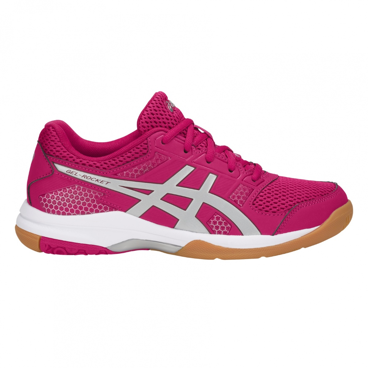 Asics Gel Rocket 8 2018 rose Indoorschuhe Damen