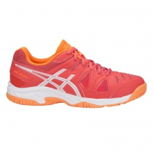 Asics Gel Game 5 koralle Tennisschuhe Kinder