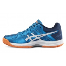 Asics Gel Beyond 5 2016 blau Indoorschuhe Kinder