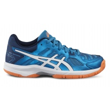 Asics Gel Beyond 5 blau Indoorschuhe Kinder