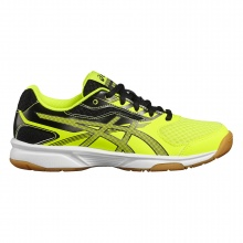 Asics Gel Upcourt gelb Indoorschuhe Kinder