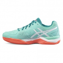 Asics Gel Challenger 10 Clay 2016 cockatoo Tennisschuhe Damen